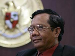 Mahfud MD Puji SBY Soal Primary Election